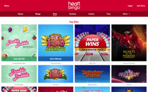 Heart Slots Games