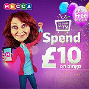 Mecca Bingo- English Bingo Sites
