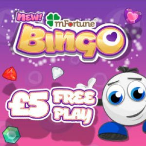 mFortune Bingo- amazing bingo sites