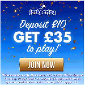 Jackpotjoy- amazing bingo sites